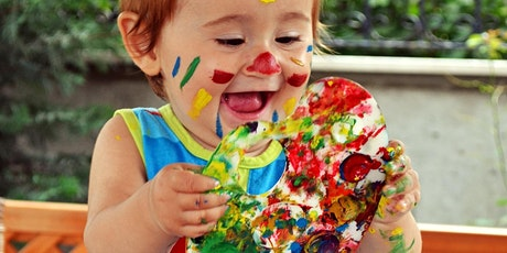 Pitter Patter & Paint: Spring Hand & Footprint Session tickets