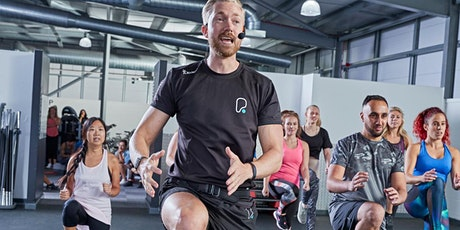 Red January Fitness Class at Pure Gym tickets