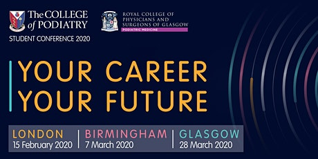 Your Career - Your Future  2020 GLASGOW tickets
