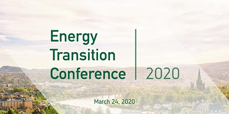 Energy Transition Conference 2020 tickets