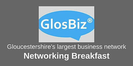 GlosBiz® Networking Breakfast: Tuesday 11 February, 2020. 7.30-9.15am. Ellenborough Park, Cheltenham tickets