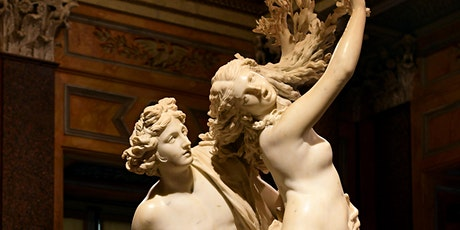 Online lezing: Barok-Caravaggio-Bernini tickets