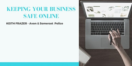 Cyber Security - Staying Safe Online tickets