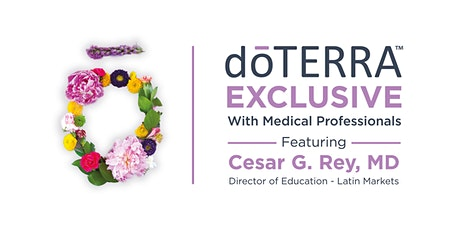 dōTERRA Exclusive with Medical Professionals - Porto 2020 bilhetes