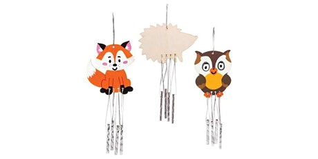 Wooden wind chimes tickets