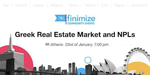#Finimize Community: Greek Real Estate Market and NPLs