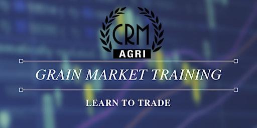 CRM Agri Grain Marketing Course (Edinburgh) £350 (+ VAT)