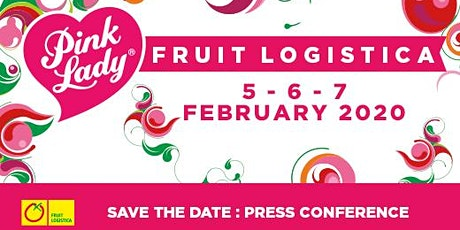 International Press Conference Pink Lady® Europe - Fruit Logistica 2020 tickets