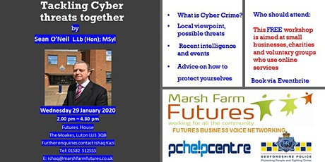 Tackling Cyber threat together tickets