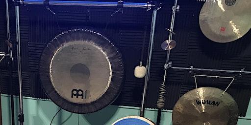 Rhythm & Resonance: Meditative Sonic Immersions