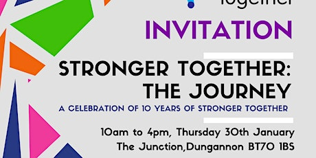 Stronger Together 10th  Anniversary Conference tickets