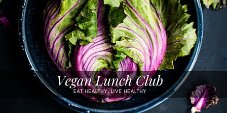 Vegan Lunch Club tickets