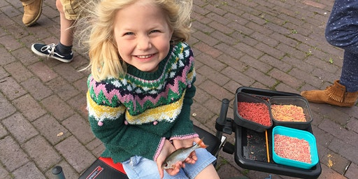 Free Let's Fish! - Anderton Boat Lift - Learn to Fish sessions
