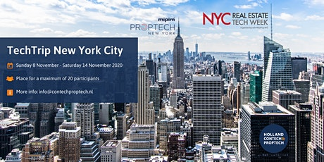 TechTrip New York 2020 tickets