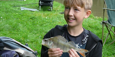 Free Let's Fish! - Anderton Boat Lift - Learn to Fish sessions tickets
