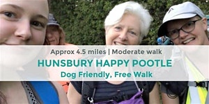 HUNSBURY POOTLE | 4 MILES | MODERATE | NORTHANTS