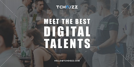 Tchoozz Tech Dating | Copenhagen (August 19th) | Brands tickets
