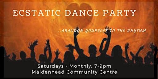 Ecstatic Dance - Maidenhead