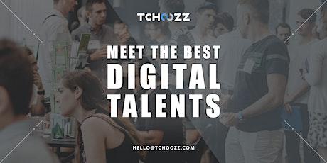 Tchoozz Tech Dating | Tallinn (August 26th) | Brands tickets