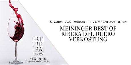 Meininger Best Of Ribera del Duero in Berlin Tickets