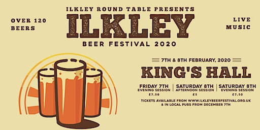 Ilkley Beer Festival - Saturday Afternoon