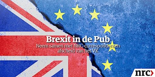 Brexit in de Pub |  Neem samen met NRC-correspondenten afscheid van het VK