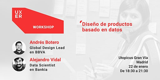 [Workshop] Diseño de productos basado en datos