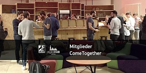 Mitglieder ComeTogether am 6. Februar 2020