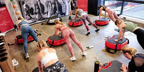 Healthy Mums with Power Plate tickets