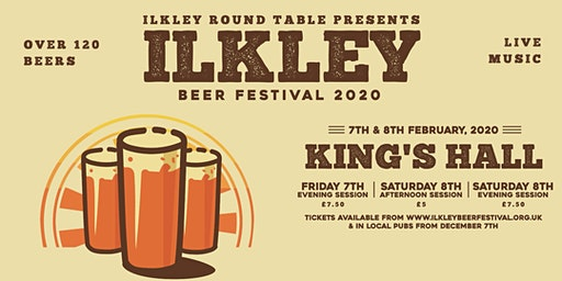 Ilkley Beer Festival - Saturday Evening