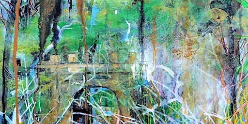 Watercolour Workshop with David Douglas:  Abington Lakes