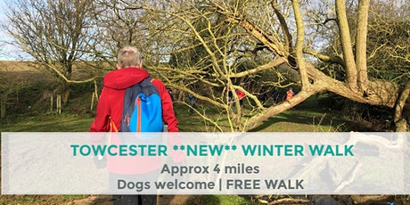 TOWCESTER *NEW* WINTER EVENING WALK | 4 MILES | EASY | NORTHANTS tickets