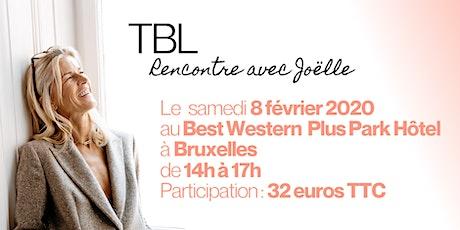 TBL - Rencontre avec Joëlle entradas