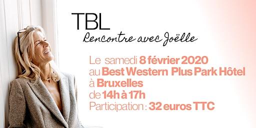 TBL - Rencontre avec Joëlle