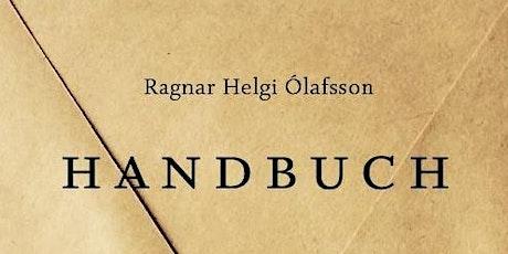 Lesung vom Buch des Monats von Ragnar Helgi Olafsson Tickets