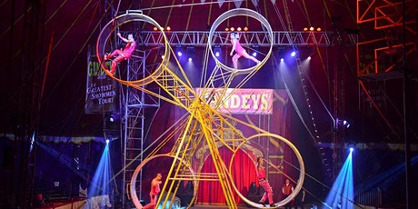 GANDEYS CIRCUS 2020:UNBELIEVABLE  tickets