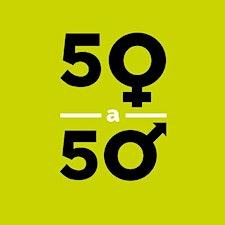 Associació 50a50 logo