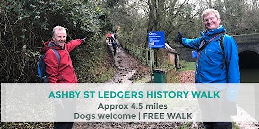 ASHBY ST LEDGERS HISTORY WALK | 4.5 MILES | MODERATE | NORTHANTS