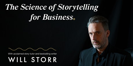 The Science of Storytelling for Business tickets