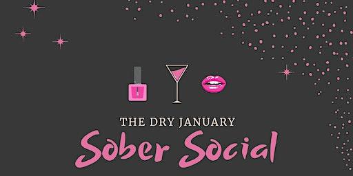 Dry January Sober Social
