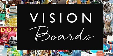 Vision Board and Visualisation Party tickets
