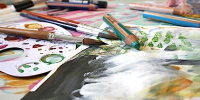 Entdecke deine Kreativität neu - Intuitives Malen