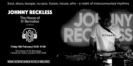 Valentines Day Special | Johnny Reckless tickets