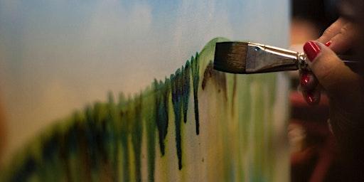 Watercolour Landscapes Course / Cwrs Tirluniau Dyfrlliw