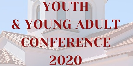 WA Youth & Young Adult Conference and Enthronement Dinner tickets