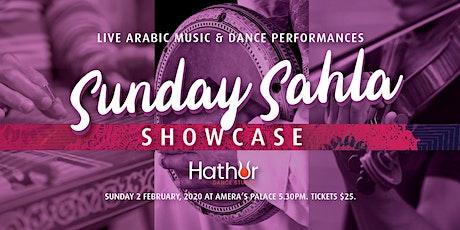 Sunday Sahla Showcase tickets
