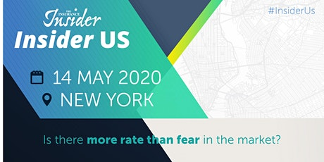 Insider US 2020, from The Insurance Insider tickets