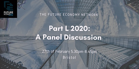 Part L 2020: A Live Panel Discussion tickets