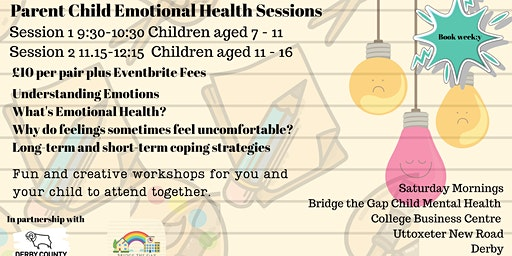 Parent and Child Emotional Health Sessions 11-16