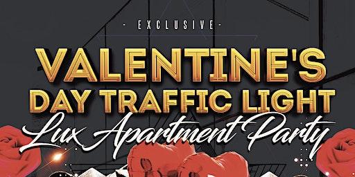 BIRMINGHAM'S Exclusive Valentines Traffic Light Lux Apartment Party